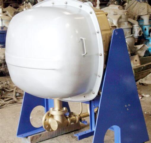 FW Generator Evaporator