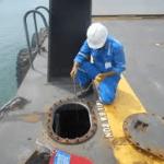 Gemilerde Gas Free İşlemi