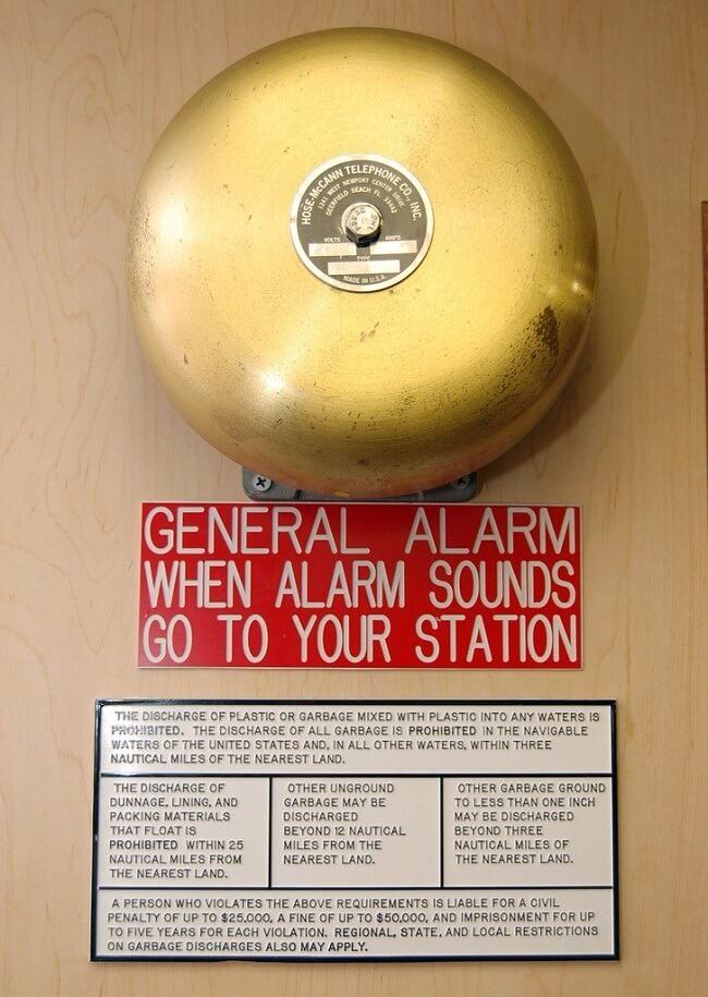 Gemi Genel Alarmı