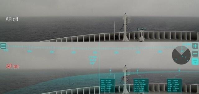 Gemide arttırılmış gerçeklik örnekleri