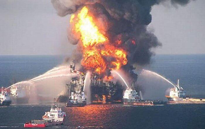 Petrol Platformunda karşılaşabilecek tehlikeler nelerdir?