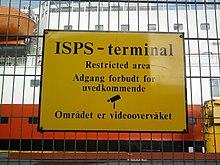 Limanlarda ISPS Kod