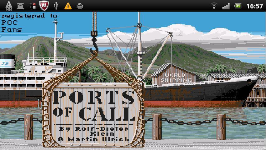Ports of Call Oyunu
