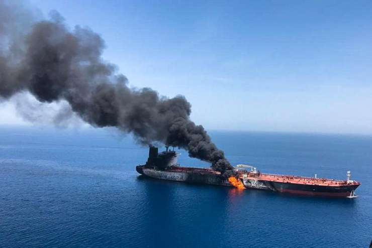 Gemilere Korsan Saldırısı