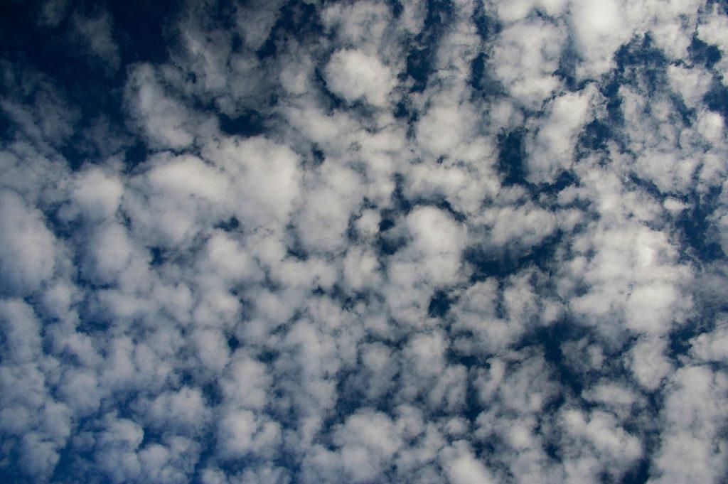 Altocumulus Bulut Yükseklikleri
