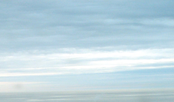 Altostratus Bulut Yükseklikleri