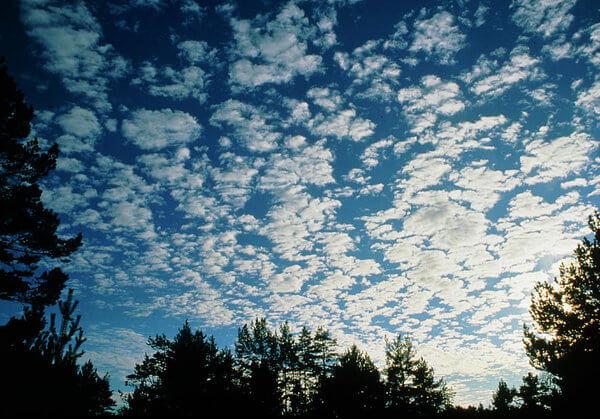 Cirrocumulus Cloud Type