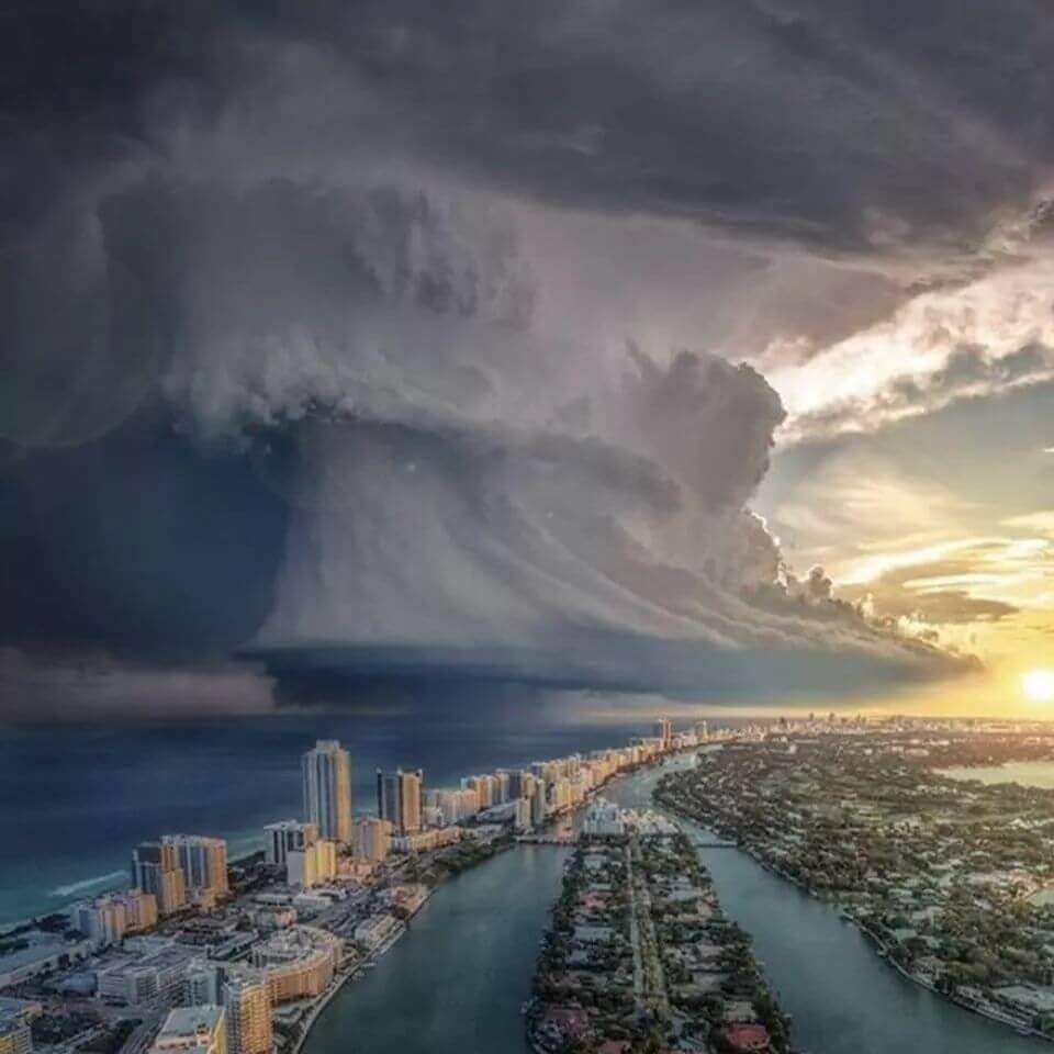Cumulonimbus Bulut Şekli