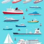 Gemi Tipleri ve Çeşitleri