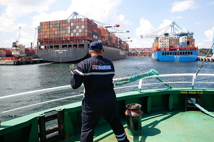 VLSF Gemi Yakıtı İkmali