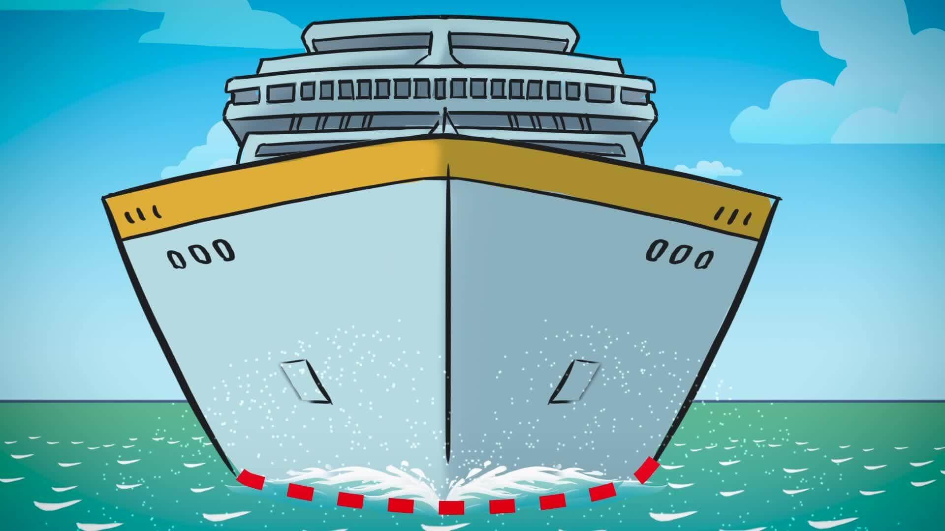 Gemiler Su Üstünde Neden Batmaz?