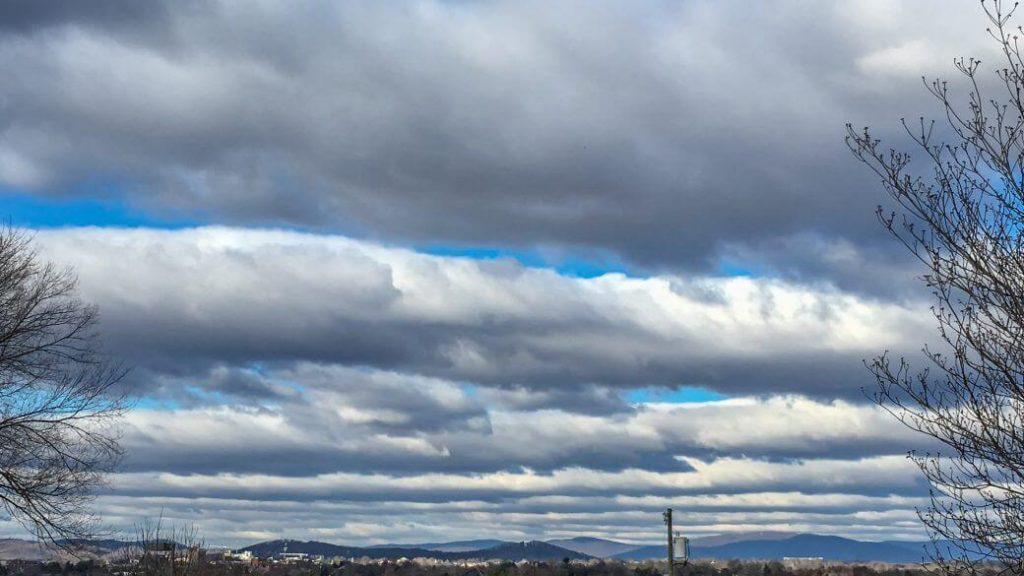 Stratocumulus bulut yüksekliği