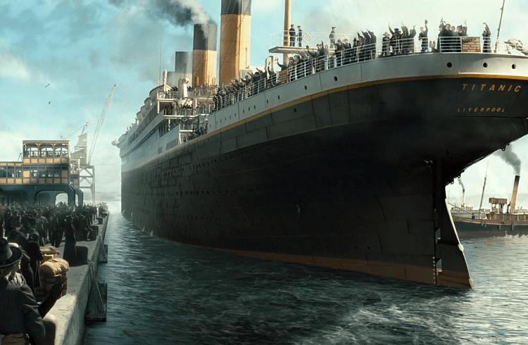 Titanik Gemisi Neden Battı?
