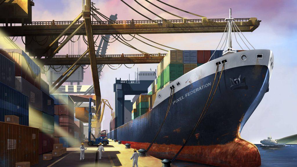 Seaport Denizcilik Simülasyonu Oyna