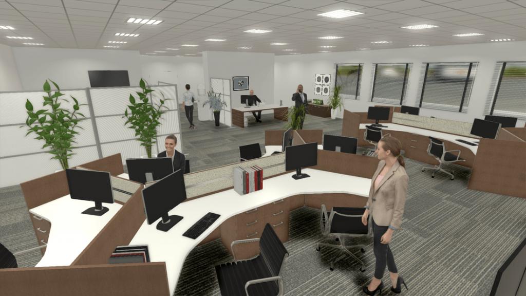 Tersane Ofis Bölümleri Nelerdir?