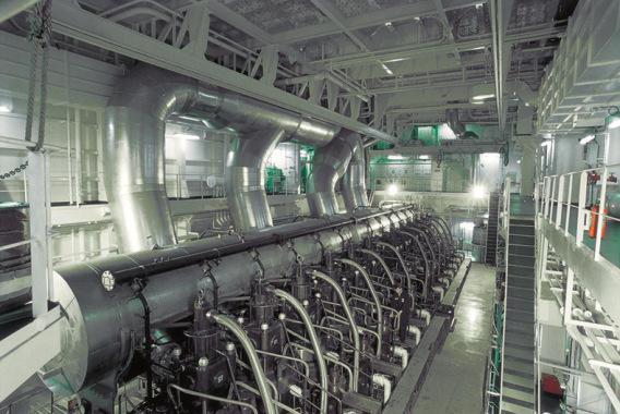 Gemi Yakıt Sistemi