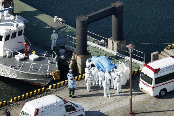 Gemilerde Korona Virüse Karşı Alınacak Önlemler