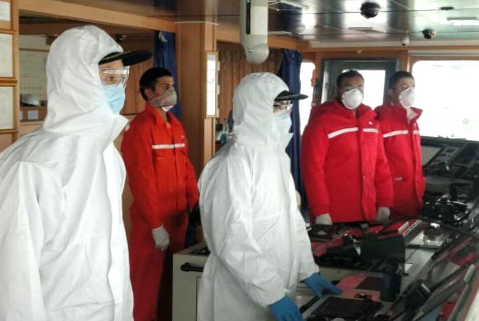 Koronavirüse Karşı Gemide Alınacak Önlemler