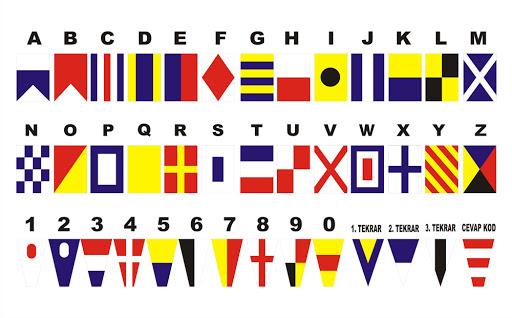 Gemilerde Fonetik alfabe