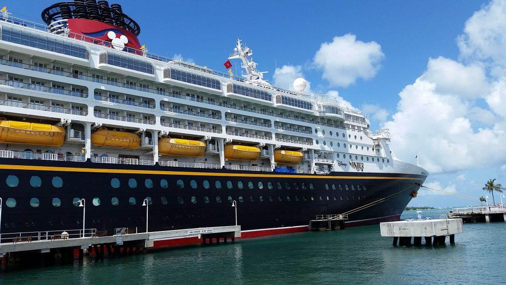 Disney Yolcu Gemisi Fotoğrafı
