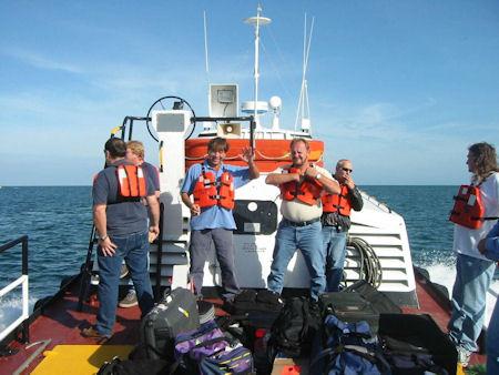 Gemi Personel Değişimi