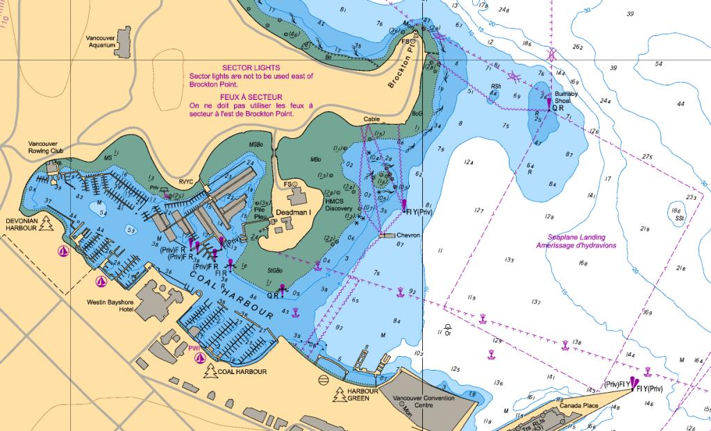 ECDIS Haritaları